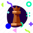 adaptive, chess, ios, isolated, material design, sport icon