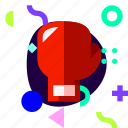 adaptive, boxing, glove, ios, isolated, material design, sport icon