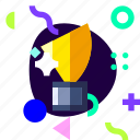 adaptive, champion, ios, isolated, material design, sport, trophy icon