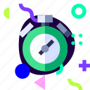 adaptive, ios, isolated, material design, sport, stopwatch, timer
