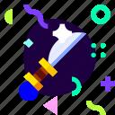 adaptive, ios, isolated, material design, sport, sword, wushu icon