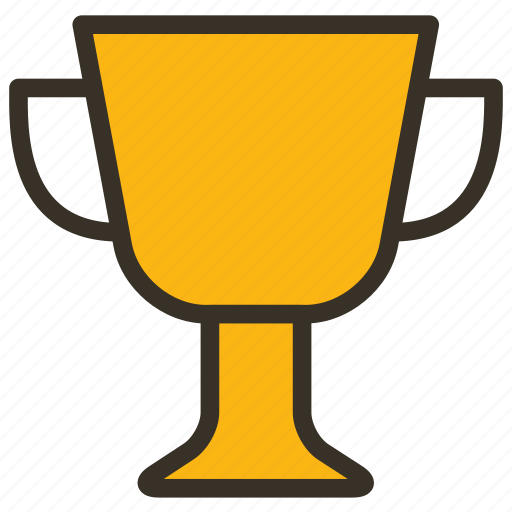 achievement, reward, trophy icon