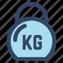 gym, the, training icon