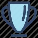 trophy, award, winner