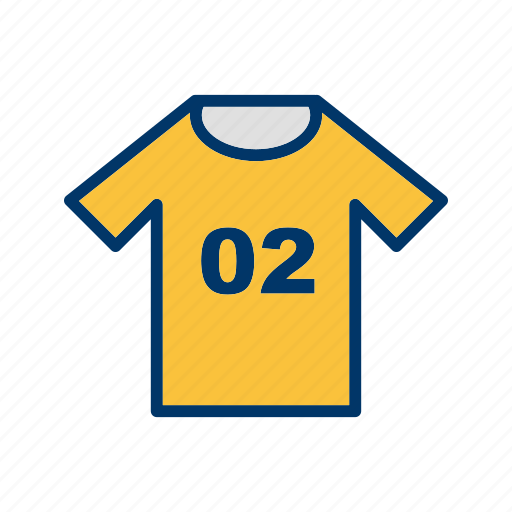 cloth, design, kit, shirt, soccer, sport, uniform icon