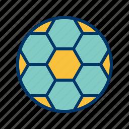 ball, football, soccer, sport icon