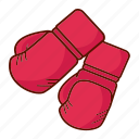 boxing, boxing gloves, fighter, gloves, sport icon