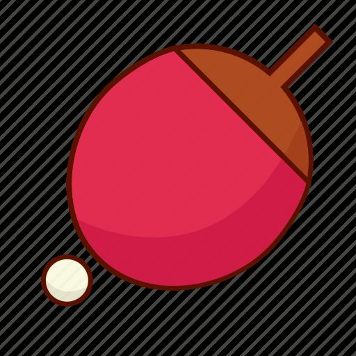bat, pingpong, sport, tennis table icon