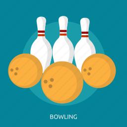 awards, bowling, game, hobby, sport, strike, target icon