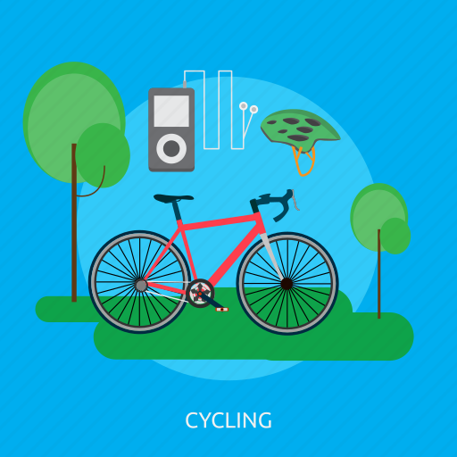 awards, bicycle, competition, cycling, helmet, sport, wheel icon