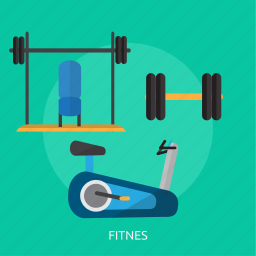 exercise, fitnes, gym, healthy, lifestyle, sport icon
