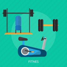 exercise, fitnes, gym, healthy, lifestyle, sport icon