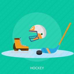 awards, goal, hockey, ice, sport, stick, team icon