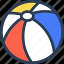 beach, ball, sport, sports, beach ball