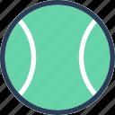 tennis, ball, sport, sports