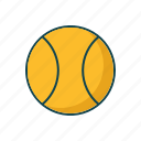 ball, tennis, tennis table icon