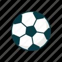 ball, soccer ball, sport icon