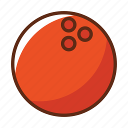 bowling, iron, pin, sports, strike, weight icon