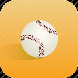 ball, baseball, sport icon