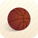 ball, basketball, sport icon
