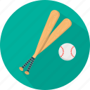 ball, baseball, equipment, game, play, player, sport icon
