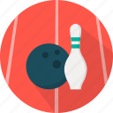 ball, bowling, game, skittles, sport, sports, play