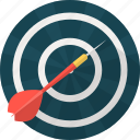 darts, game, goal, play, sport, sports, target icon