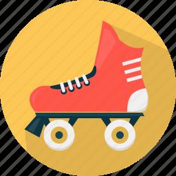 game, roller, roller skating, rollerskating, skate, sport, sports icon