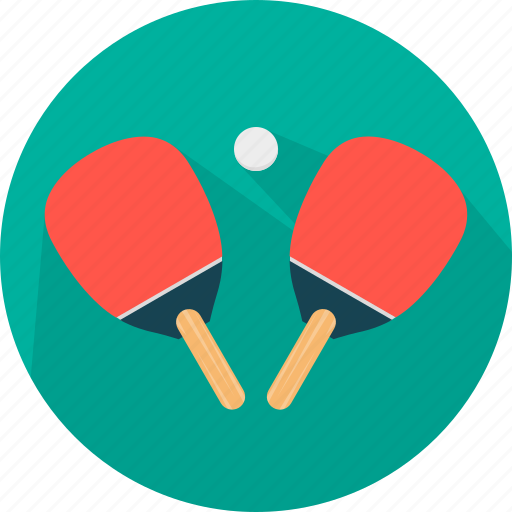 ball, equipment, game, play, sport, table, tennis icon