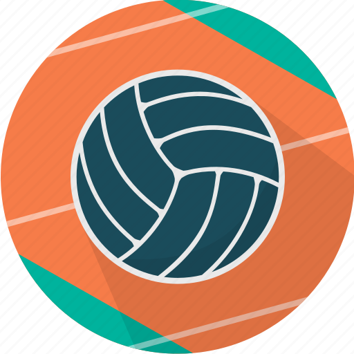 ball, equipment, game, play, player, sport, volleyball icon