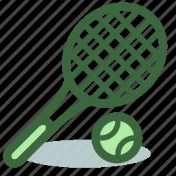 ball, game, racket, sport, tennis icon