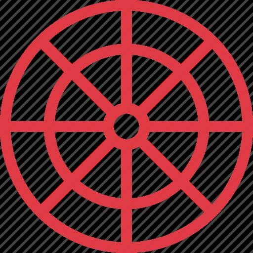 dartboard, darts, game, shooting, sport, target icon