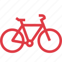 bicycle, bike, cycling, fitness, race, ride, sport icon