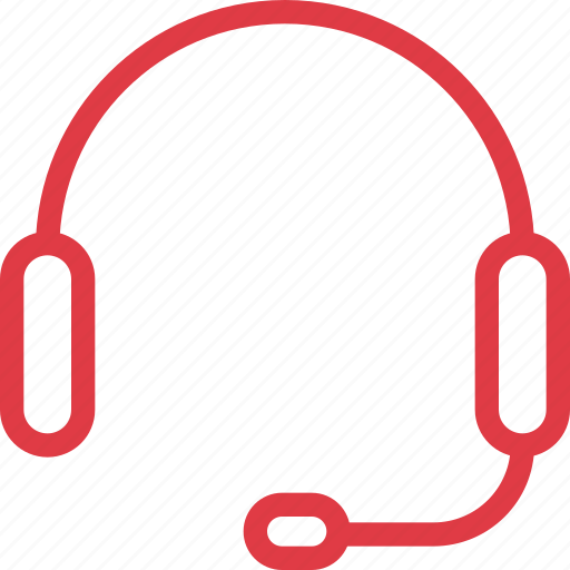 call center, commentator, headphones, headset, service, sport, support icon