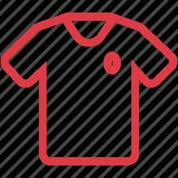 football, player, sport, t-shirt, uniform icon