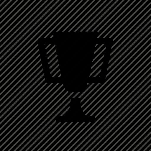 achievement, best, goblet, honor, prize, win, winner icon