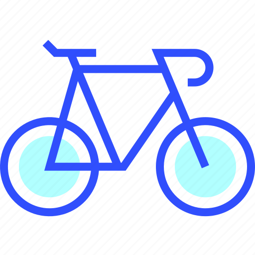 bicycle, competition, games, health, play, sport icon