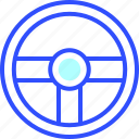 competition, games, health, play, sport, steering, wheel icon