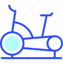 bike, competition, games, health, play, sport, stationary icon