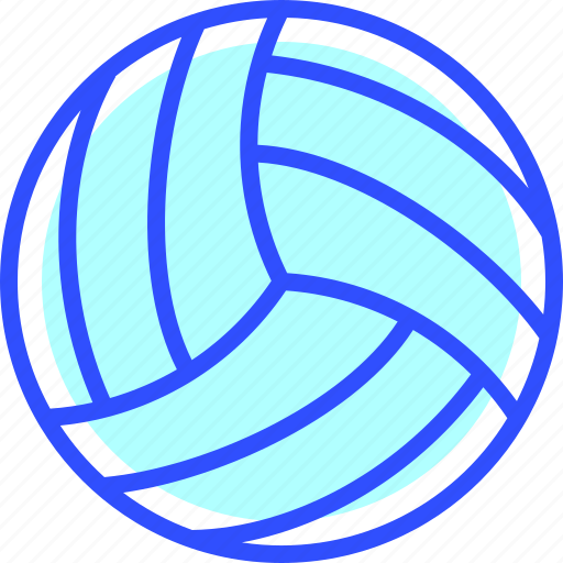 ball, competition, games, health, play, sport, volley icon