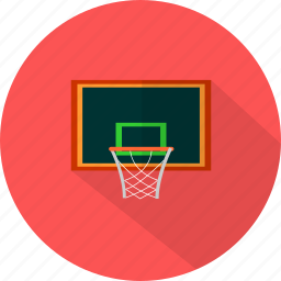 basketball, hoop, sport icon