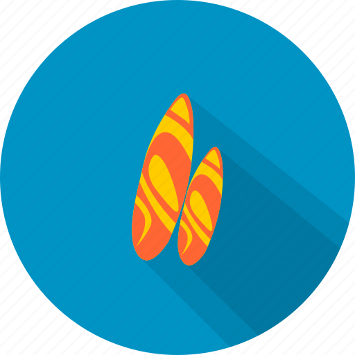 board, sport, surfing, water icon