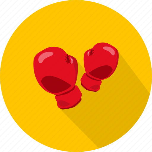 Boxing, glove, sport icon - Download on Iconfinder