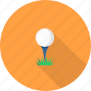 competition, golf ball, hole, sport icon