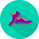 run, shoes, sport