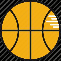 ball, basket, fun, game, sport icon