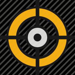 goal, shooting, sport, target, training icon
