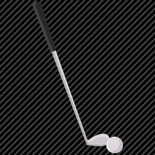 ball, hockey, sport, stick icon