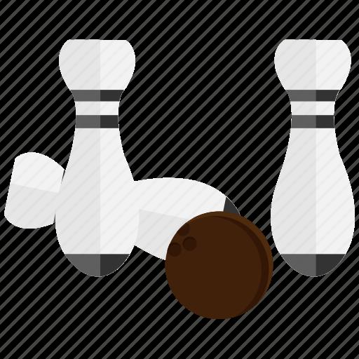 bowling, bowling ball, bowling pins, bowling02, bowls, sport icon