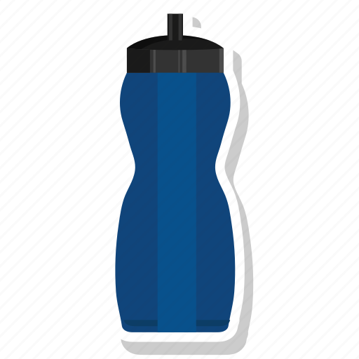 bottle, drink, fitness, sports icon
